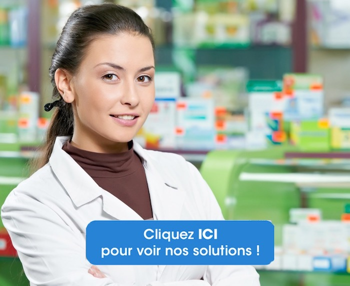 Digitalisation de pharmacie